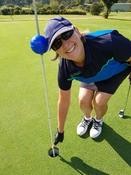 Hole in One at Pennants - Lynn McMurray